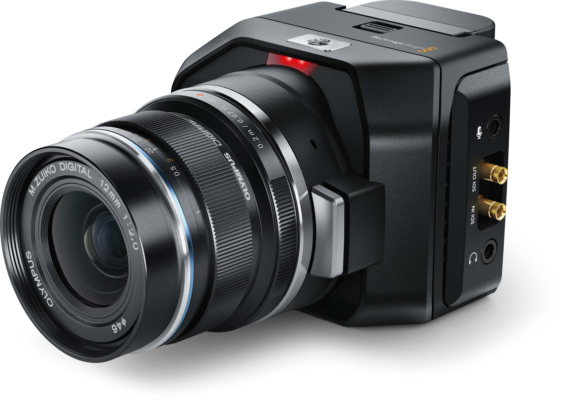 Blackmagic Micro Studio Camera 4K Shoots Virtual Reality Experience