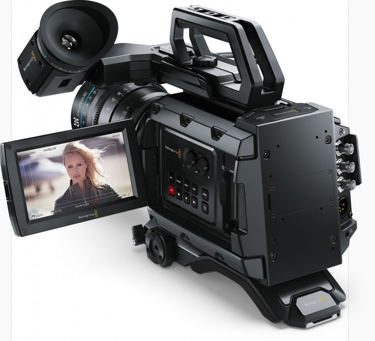 Blackmagic Design announces URSA Mini 4.6K and Micro Cinema Camera now shipping