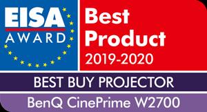 BenQ W2700 DLP Projector/ 4K UHD/ 2000ANSI