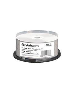 Verbatim White BD-R Inkjet (25)