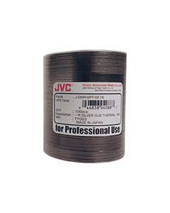 JVC Silver DVD-R for Everest/P55 (100)